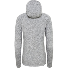 The North Face Crescent Sudadera Capucha Mujer, tnf light grey heather